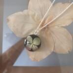 Hortensiablomst Sølv – Udsolgt