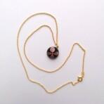 Hortensiablomst Guld 2