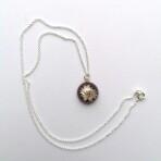 Tibetansk Perlekurv sølv