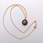 Tibetansk Perlekurv Guld 2