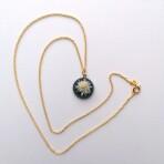 Tibetansk Perlekurv Guld 5