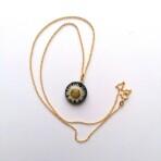 Tibetansk Perlekurv Guld 7