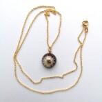 Tibetansk Perlekurv Guld